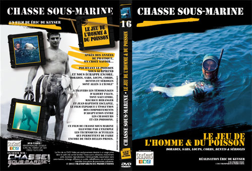 chasse sous marine dvd